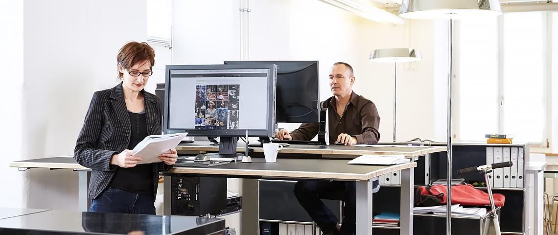 Verve - Webdesign und Grafik, Uster